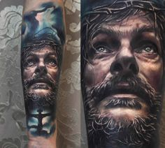 The Abstract Realism Tattoos of Charles Huurman   Illusion Magazine