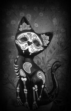 Day Of The Dead / Día de Muertos. ☚