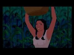 """""""Steady as the Beating Drum"""" from Pocahontas. via Lila Arnold"""
