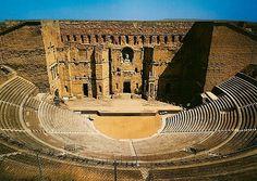 roman theatre in Orange, Vaucluse