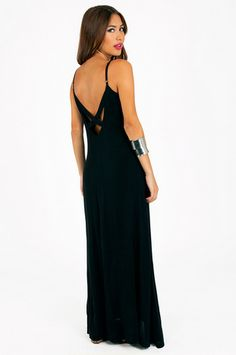 Alexis Maxi Dress $39 at www.tobi.com