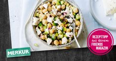 friends Magazin :: Nur 3 Zutaten Pasta Salad, Potato Salad, Potatoes, Friends, Ethnic Recipes, Food, 3 Ingredients, Tips, Food Recipes