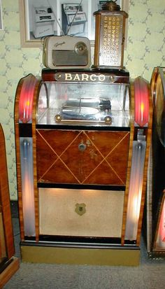 Barco jukebox