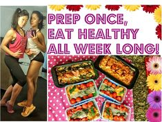 ♥ MEAL PREP FOR THE WEEK | LOW CARB | CHIA CRUSTED SALMON FILLETS | BACO...