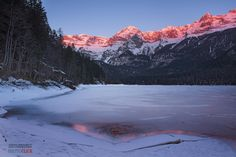 Lago di Tovel ...