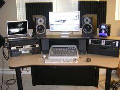 Terrific The 6 Best Studio Desks For Home Recording Largest Home Design Picture Inspirations Pitcheantrous