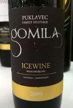 É Icewine, é da Eslovênia, e é muito bom!  Conheça no blog:  http://www.sobrevinhoseafins.com.br/2015/04/icewine-da-eslovenia.html