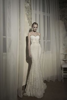 Lihi Hod 2014 Bridal Collection - Belle The Magazine