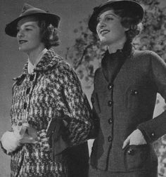 PDF of Minervas Tropez Three Piece Suit by VintagePatternPlace