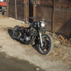 Bobber Inspiration | Honda CB650 bobber | Bobbers and Custom Motorcycles