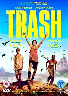 READ EXP CS MUL, AUDIOBOOK & EBOOK Raphael and Gardo team up with Rat to figure out the mystery surrounding a bag they found during their daily life of sorting through rubbish in a third world country's rubbish dump. Martin Sheen, Rooney Mara, Watch Hollywood Movies, Hollywood Movies Online, Billy Elliot, Cgi, Wagner Moura, Empire Time, Movies To Watch Online