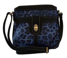 Chicastic Leopard Print City Crossbody Handbag Leopard Print Wedding, Working Woman, Cross Body Handbags, Messenger Bag, Satchel, City, Casual, Animals, Animales