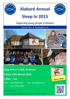 Andover Sleep Out Event Returns