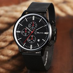 >> Click to Buy << YISUYA New Brand Day-Date Display Miltifunction Dial Men Wrist Watch Casual Business Style Calender Quartz Watches For Male #Affiliate