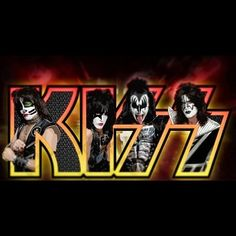 80s Heavy Metal, Kiss World, Kiss Logo, Kiss Art, Kiss Pictures, Best Rock Bands, Band Wallpapers, Music Wall Art, Ace Frehley
