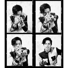 Cole Sprouse for ASOS