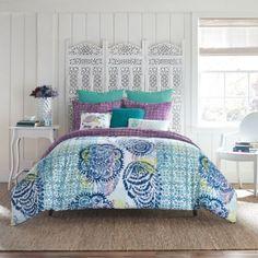 Anthology® Willa Comforter Set - BedBathandBeyond.com