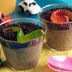 Creepy Crawly Mud Cups