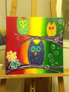 Bubble Owls
