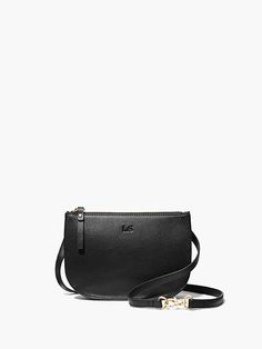 The Waverley - Leather Crossbody Bag & Belt Bag - Designed by Lo & Sons #loandsons