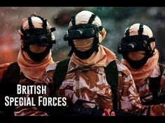 """British Special Forces • """"Who dares wins"""""""