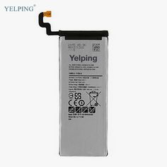 Yelping EB-BN920ABE Mobile Phone Battery For Samsung GALAXY Note 5 N9200 N920t Project Noble Replacement Batteries 3000mah