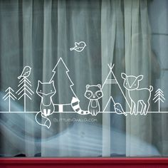 Christmas Time Is Here, Christmas Is Coming, Christmas Crafts, Xmas, Painted Window Art, Diy And Crafts, Crafts For Kids, Chalkboard Art, Chalk Art
