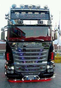 Smart Scania