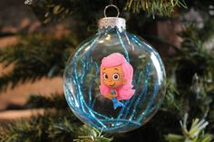 7 best Bubble Guppies Christmas Ornaments images on Pinterest ...
