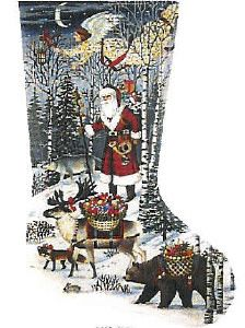 Needlepoint Christmas Stockings | Needlepoint | Pinterest ...