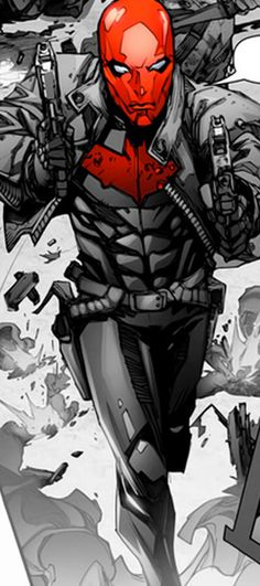 Redhood! :D :D :D (you may have noticed my obsession with Jason Todd)