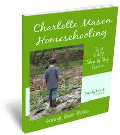 Charlotte Mason Homeschooling in 18 EASY Lessons