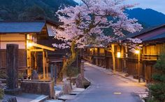 tsumago Japan