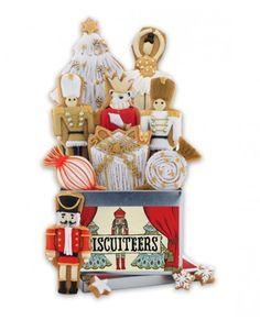 Christmas Biscuits, Tins & Boxes By Biscuiteers | Biscuiteers