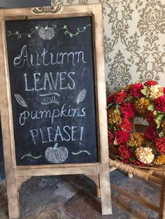 Sentiments By Sophia Us Labor Day, Hello September, Chalkboard Art, Chalk Art, Autumn Leaves, Fall Chalkboard Art, Fall Leaves, Chalkboard Sayings, Autumn Leaf Color