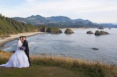 Weddings In Cannon Beach Oregon Coast Vows Washington