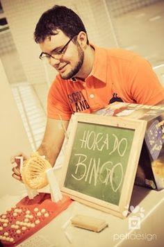 Bingo - chá de cozinha