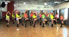 Coreografía de Starships de Nicki Minaj (Paso a Paso) / TKM