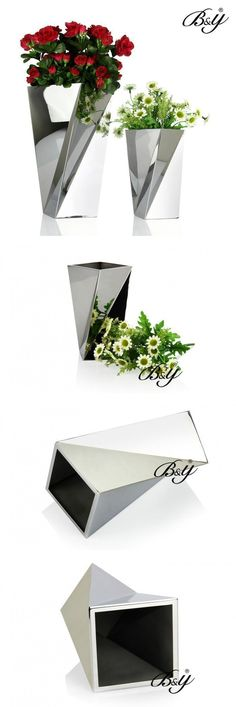 nice cool nice awesome Stainless Steel Vases,european Home Decoration,personalized Va... by http://www.danaz-home-decorations.xyz/european-home-decor/cool-nice-awesome-stainless-steel-vaseseuropean-home-decorationpersonalized-va/