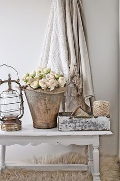 French Country Decor Ideas for the Entryway
