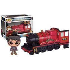 Harry Potter Hogwarts Express Engine & Harry Vinyl Figure 20 Figurine de collection Standard