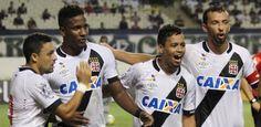 ESPORTE: Vasco vence o Remo na Copa Brasil e agora são 20 j...