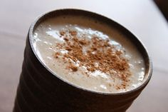 Banana Chai Smoothie -- Includes recipe to make and store your own chai spice mix