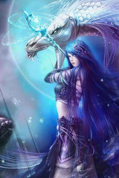 girl in the dragon's claws - Google-haku