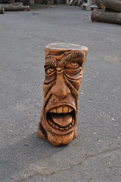 Špalek na štípání dřeva