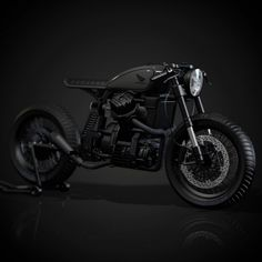 "thatyouride: "" CAFE RACER Instagram.com/caferacergram CX500 3D Concept by Ziggy Moto """