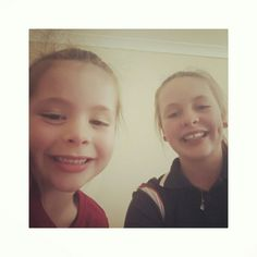 Me and my sister ❤💚💟