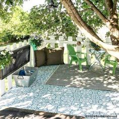 """Get terrific suggestions on """"outdoor kitchen countertops"""". They are accessible for you on our web site. #outdoorkitchencountertops Outdoor Tiles, Outdoor Spaces, Outdoor Decor, Patio Tiles, Concrete Patio, Mini Piscina, Outdoor Kitchen Countertops, Floors Kitchen, Laying Decking"""