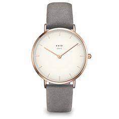 XXIV SOHO Damen Armbanduhr Leder Taupe Rose - http://uhr.haus/xxiv/xxiv-soho-damen-armbanduhr-leder-4