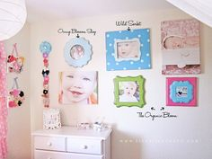 Hmm, looks like I now know what to do with the bare wall in my daughters room.
